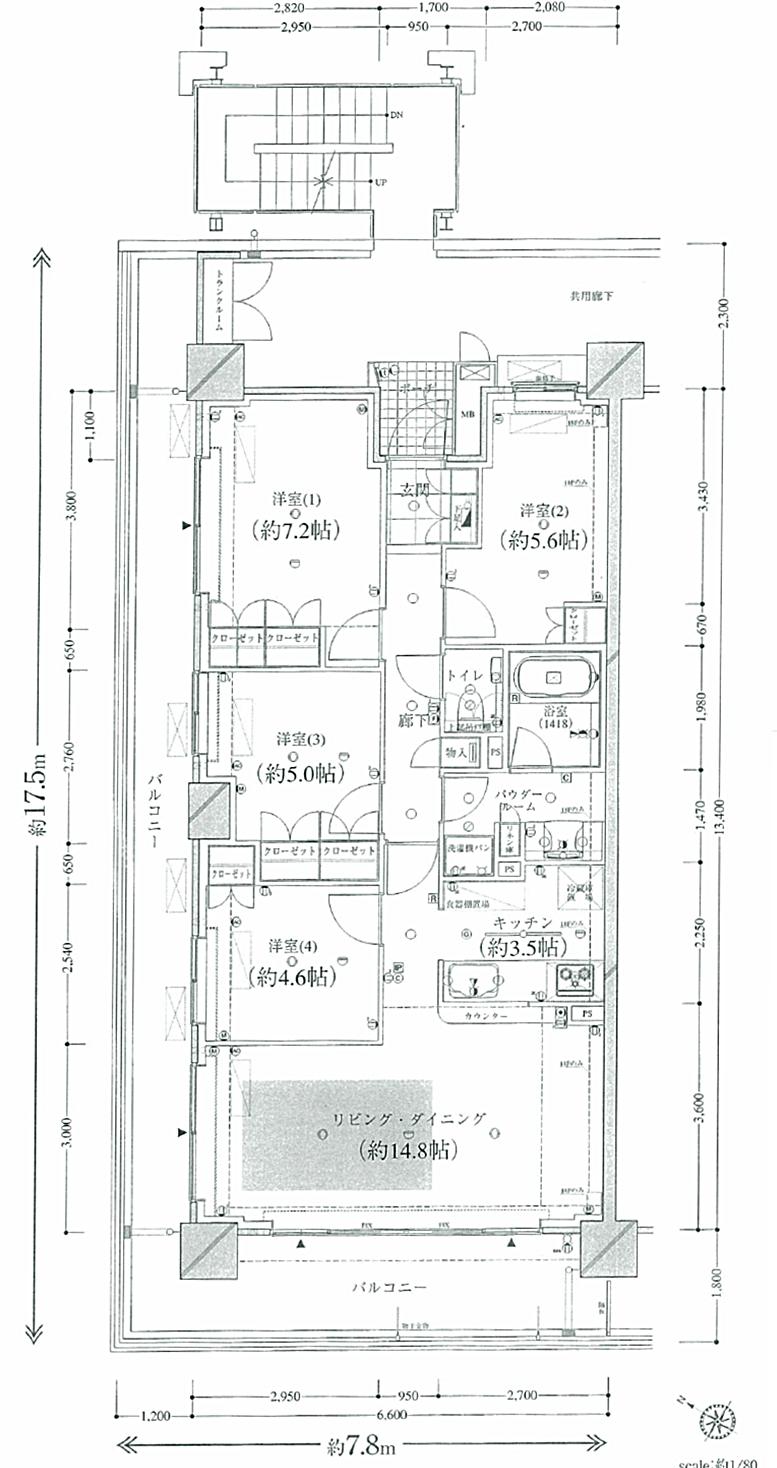 マークスザタワー藤枝14階